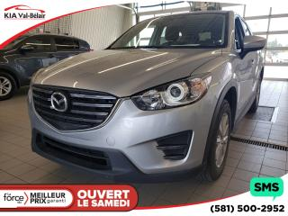 Used 2016 Mazda CX-5 *GX* CRUISE*BLUETOOTH*CLIMATISEUR* for sale in Québec, QC