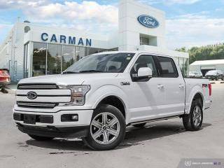 Used 2019 Ford F-150 Lariat for sale in Carman, MB