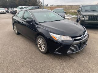 Used 2015 Toyota Camry HYBRID LE AlloyWheels for sale in Waterloo, ON