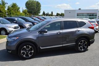 Used 2018 Honda CR-V Touring for sale in Longueuil, QC