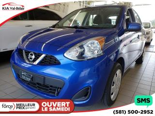 Used 2015 Nissan Micra *SV*AIR*CRUISE*BLUETOOTH*AUX* for sale in Québec, QC
