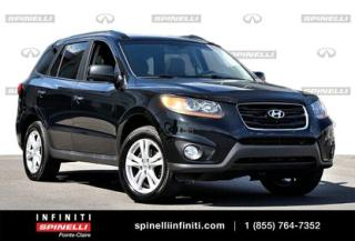 Used 2011 Hyundai Santa Fe LIMITED/ NAVIGATION/ BACK UP CAMERA/ 4 ROUES MOTRICE for sale in Montréal, QC