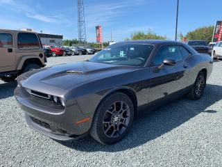 Used 2018 Dodge Challenger GT AWD for sale in Val-D'or, QC