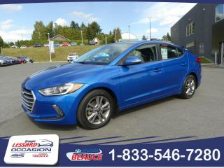 Used 2017 Hyundai Elantra GL AUTOM. MAGS 16 for sale in St-Georges, QC