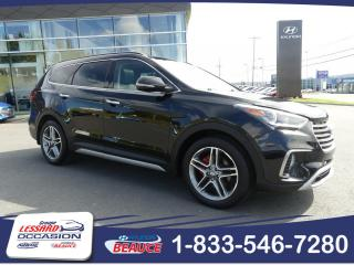 Used 2017 Hyundai Santa Fe XL ULTIMATE AWD 6 PASS. (PLUS EQUIPE QU'UN for sale in St-Georges, QC