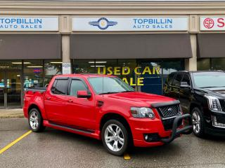 Used 2010 Ford Explorer Sport Trac Adrenalin AWD, Extra Extra Clean for sale in Vaughan, ON