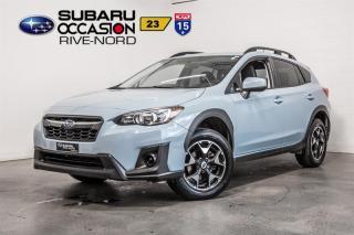 Used 2018 Subaru XV Crosstrek Convenience MAGS+CAM.RECUL+SIEGES.CHAUFFANTS for sale in Boisbriand, QC