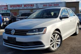 Used 2017 Volkswagen Jetta Sedan 4dr 1.4 TSI Auto Wolfsburg Edition - One Owner, No Accidents for sale in Oakville, ON