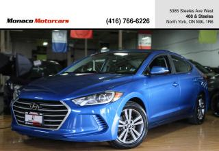 Used 2017 Hyundai Elantra GL - BLINDSPOT|BACKUPCAM|HEATED SEATS|2xRIM&TIRE for sale in North York, ON