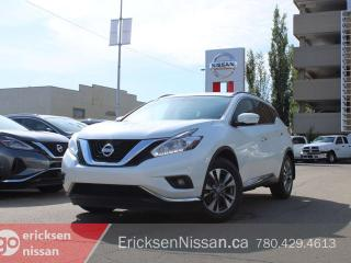 Used 2015 Nissan Murano SV l AWD l Great Shape! for sale in Edmonton, AB