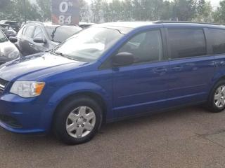 Used 2013 Dodge Grand Caravan SE; BLUETOOTH, 7PASS, CRUISE CONTROL, A/C AND MORE for sale in Edmonton, AB