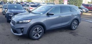 Used 2020 Kia Sorento EX+ V6 AT; AWD, 7PASS, TOWING, LEATHER, BLUETOOTH, BACKUP CAM, ADVANCED SAFTEY AND MORE for sale in Edmonton, AB