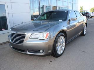 Used 2011 Chrysler 300 BACKUP CAM PUSH TO START HEATED SEATS NAV for sale in Edmonton, AB