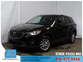 Used 2016 Mazda CX-5 |GS|AWD|TOITOUV|SIEGCHAUF|REGVIT| for sale in Drummondville, QC