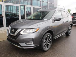 Used 2020 Nissan Rogue SL PLATINUM 360 BACKUP CAMERA, NAVI, PANORAMIC SUNROOF, HEATED SEATS! for sale in Edmonton, AB