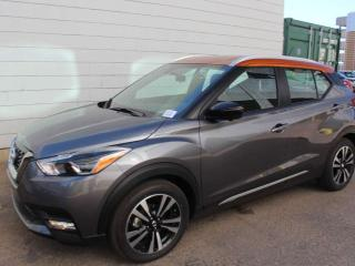 Used 2019 Nissan Kicks 360 BACKUP CAMERA HEATED SEATS NAV SIRIUS XM!! for sale in Edmonton, AB