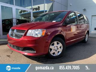 Used 2011 Dodge Grand Caravan SE POWER OPTIONS NEW BRAKES for sale in Edmonton, AB