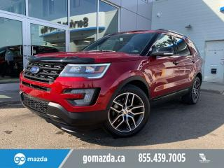 Used 2016 Ford Explorer SPORT FULL LOAD for sale in Edmonton, AB