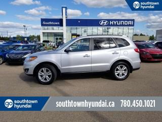 Used 2012 Hyundai Santa Fe LIMITED/AWD/BLUETOOTH/V6 for sale in Edmonton, AB