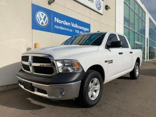Used 2017 RAM 1500 SXT CREW CAB 4X4 - 5.7L HEMI for sale in Edmonton, AB