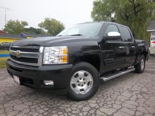 Used 2010 Chevrolet Silverado 1500 LTZ for sale in Oshawa, ON