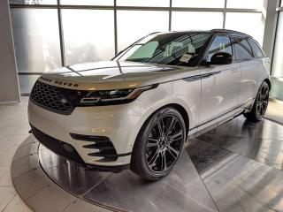 Used 2020 Land Rover RANGE ROVER VELAR R-Dynamic HSE for sale in Edmonton, AB