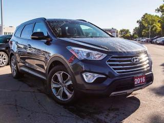 Used 2016 Hyundai Santa Fe XL Luxury 4dr AWD Sport Utility for sale in Brantford, ON