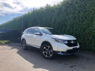 Used 2017 Honda CR-V TOUR for sale in Surrey, BC