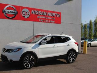 Used 2019 Nissan Qashqai SL/AWD/360 CAM/HEATED WHEEL/LEATHER for sale in Edmonton, AB