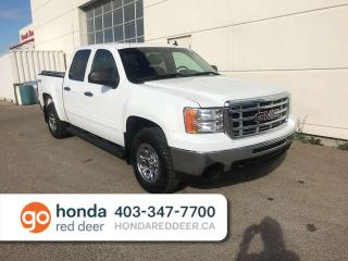 Used 2011 GMC Sierra 1500 SLE 4x4 Power Seats Tow Package for sale in Red Deer, AB