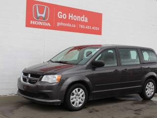 Used 2015 Dodge Grand Caravan CANADA VALUE PACKAGE for sale in Edmonton, AB