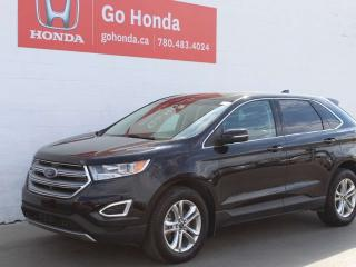 Used 2016 Ford Edge SEL, LEATHER, AWD, LOADED for sale in Edmonton, AB