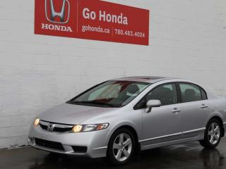 Used 2009 Honda Civic Sdn SPORT SEDAN for sale in Edmonton, AB