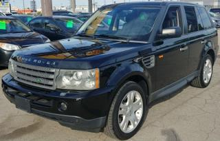 Used 2006 Land Rover Range Rover Sport HSE for sale in Hamilton, ON