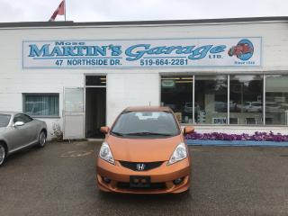 Used 2009 Honda Fit Sport for sale in St. Jacobs, ON