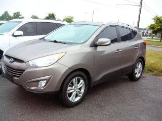 Used 2010 Hyundai Tucson GLS for sale in Georgetown, ON
