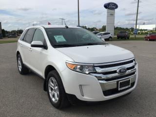 Used 2014 Ford Edge SEL | AWD | Accident Free | Heated Seats for sale in Harriston, ON