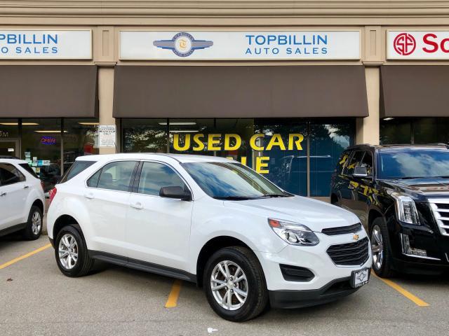 2017 Chevrolet Equinox AWD, Bluetooth, Back Up Camera