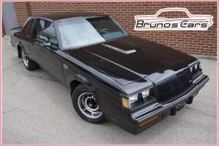 Used 1987 Buick Grand National for sale in Concord, ON