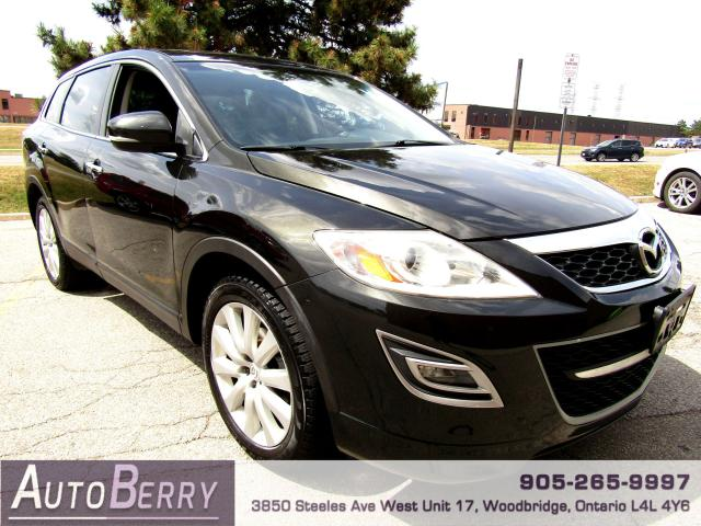 2010 Mazda CX-9 GT - AWD - Leather