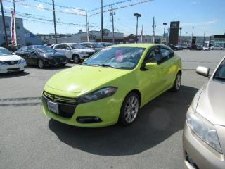 Used 2013 Dodge Dart Rallye AS IS for sale in Halifax, NS