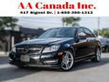 Photo of Black 2012 Mercedes-Benz C-Class