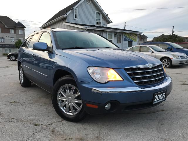2007 Chrysler Pacifica AWD Tourin|Accident free|Leather|Rear Camera|DVD