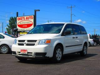 Used 2010 Dodge Grand Caravan CARGO VAN for sale in Alvinston, ON