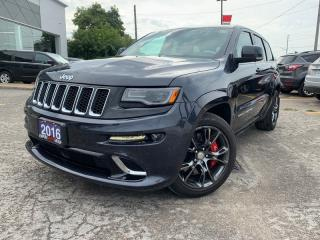 Used 2016 Jeep Grand Cherokee SRT for sale in London, ON
