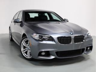 Used 2015 BMW 5 Series Sport for sale in Vaughan, ON