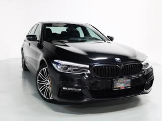 Used 2018 BMW 5 Series Sport for sale in Vaughan, ON