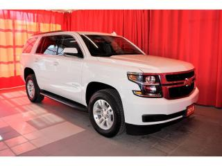 Used 2018 Chevrolet Tahoe LS | 8 Passenger | 4WD | Remote Start for sale in Listowel, ON
