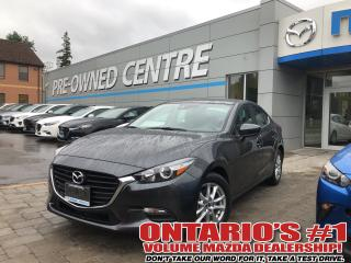 Used 2018 Mazda MAZDA3 GS,HEATED SEATS,BACKUP CAM !!! for sale in Toronto, ON
