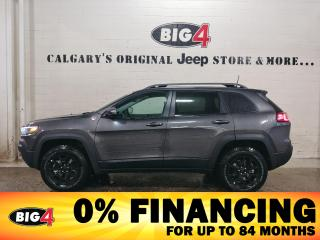 New 2020 Jeep Cherokee Trailhawk for sale in Calgary, AB